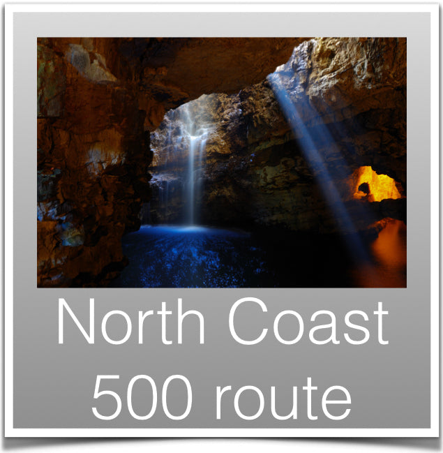 North Route Coast 500