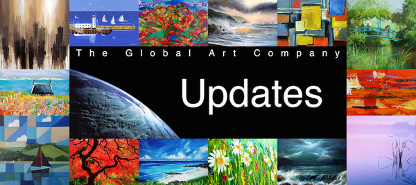 The Global Art Company Updates search page