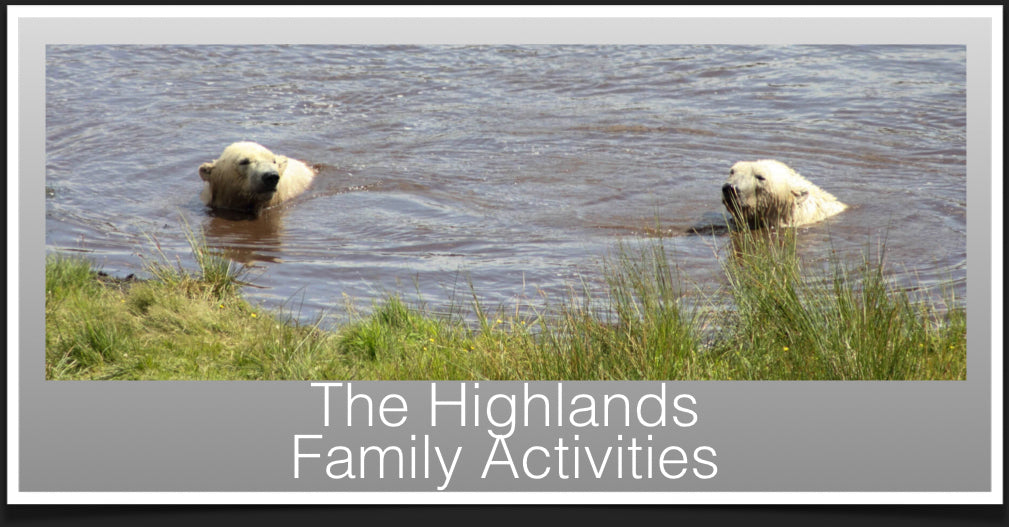 Family Activities in The Highlands