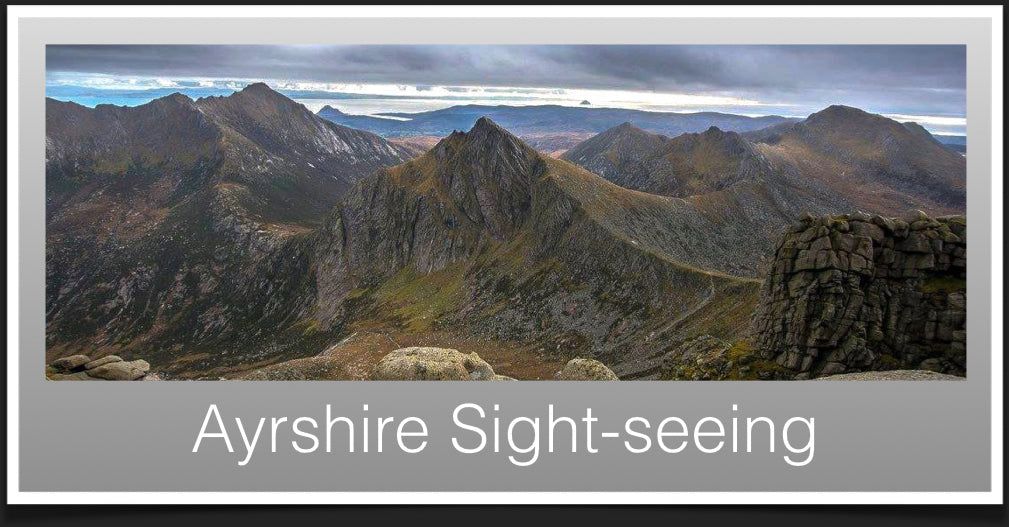 Places to visit in Ayrshire