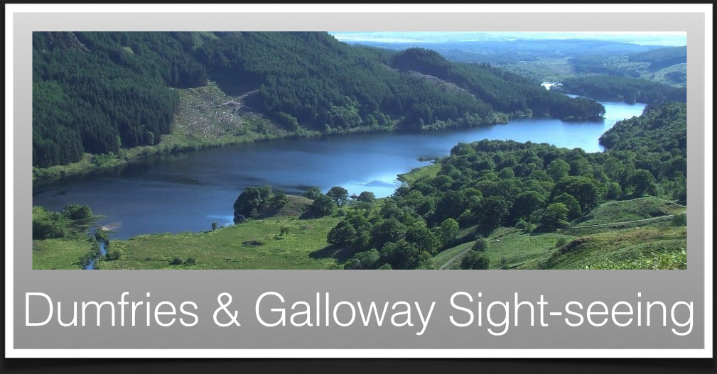 Places to visit in Dumfries and Galloway