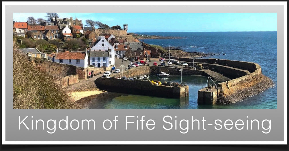 Places to visit in Fife