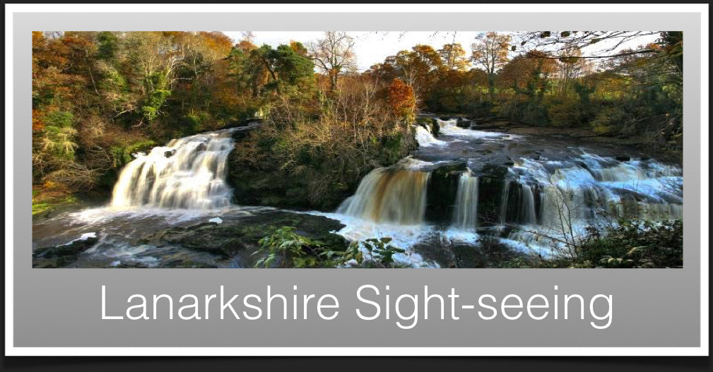 Places to visit in Lanarkshire