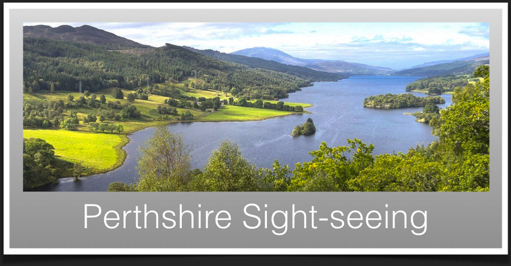 Places to visit in Perthshire