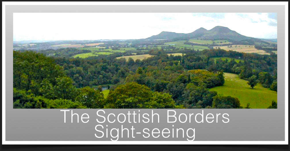 Places to visit in The Scottish Borders