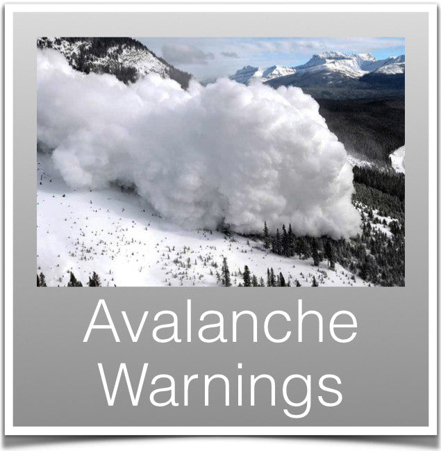 Avalanche Warnings