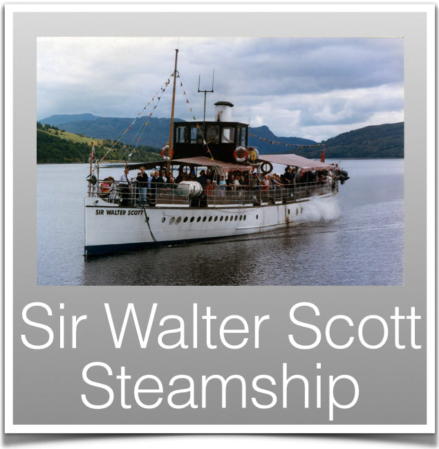 Sir Walter Scott Stemship