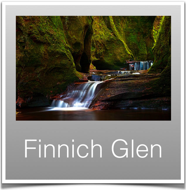 Finnich Glen - Devils Pulpit