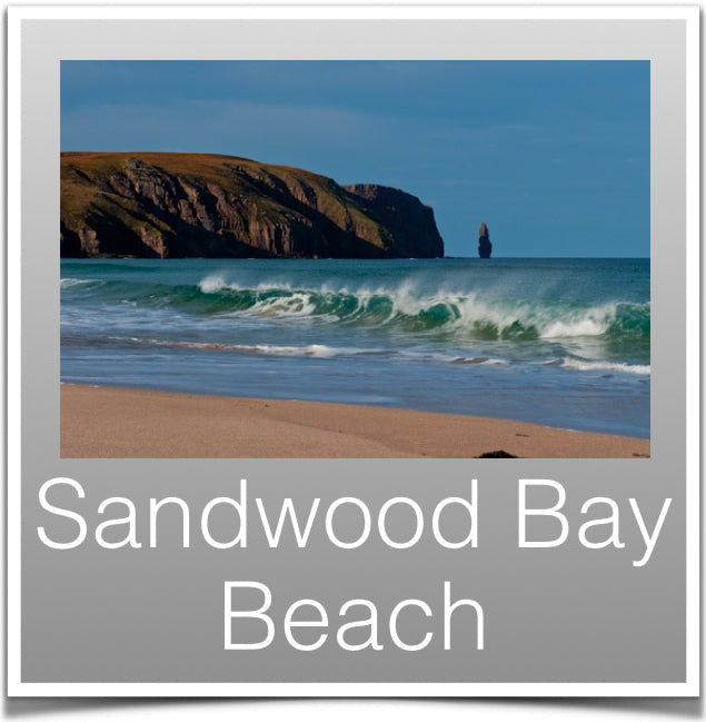 Sandwood Bay Beach