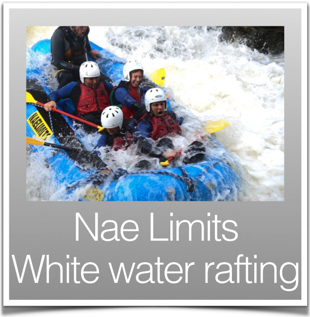 Nae Limits White water Rafting