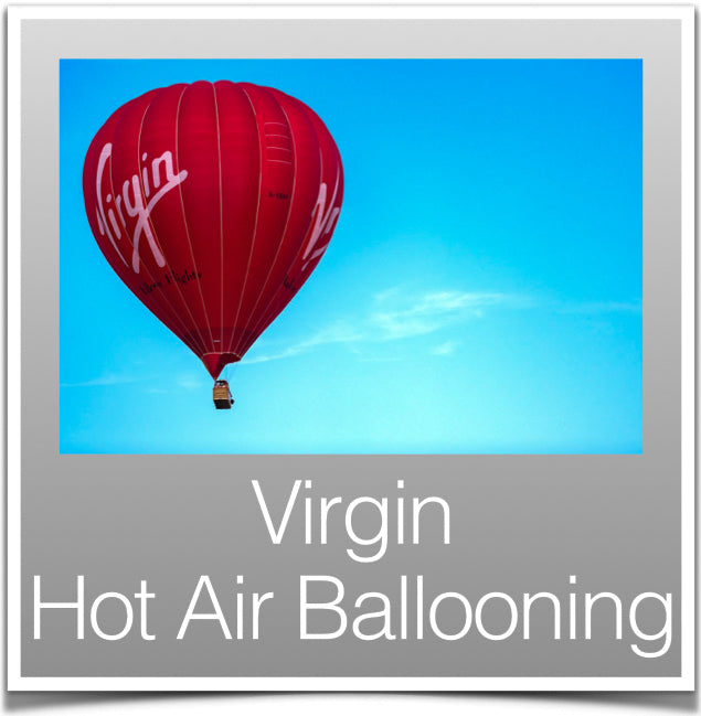 Virgin Hot air Ballooning