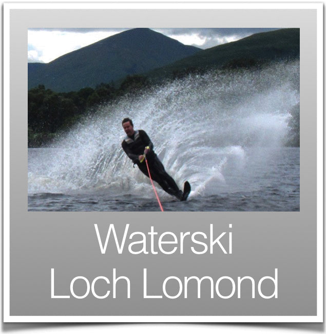 Waterski Loch Lomond