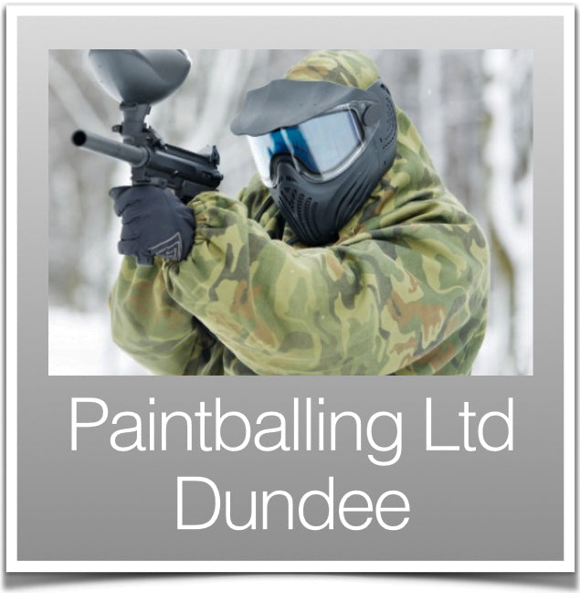 Paintballing Dundee