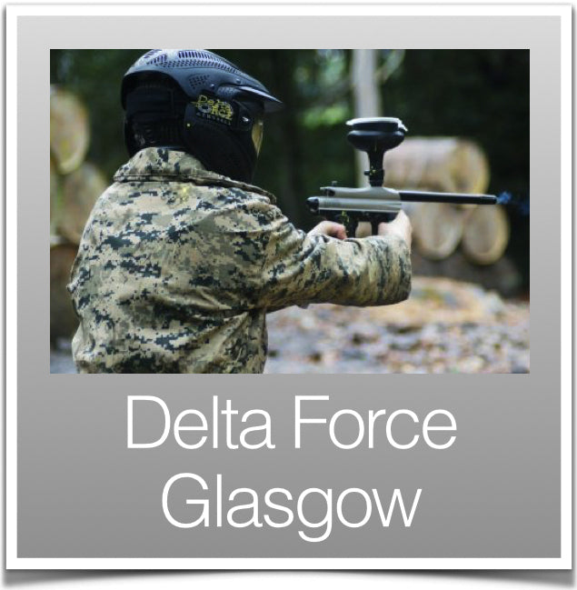 Delta Force Glasgow