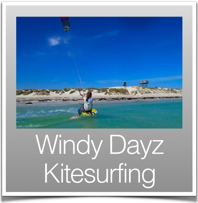 Windy Dayz Kitesurfing