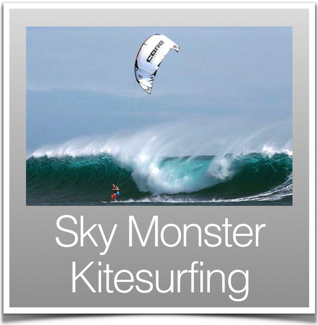 Sky Monster Kitesurfing