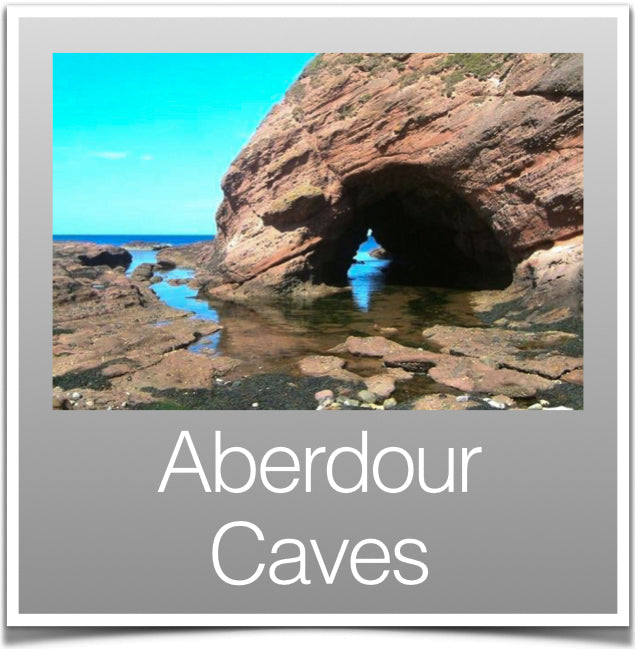Aberdour Caves