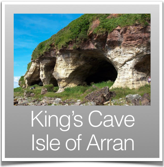 Kings Cave Isle of arran
