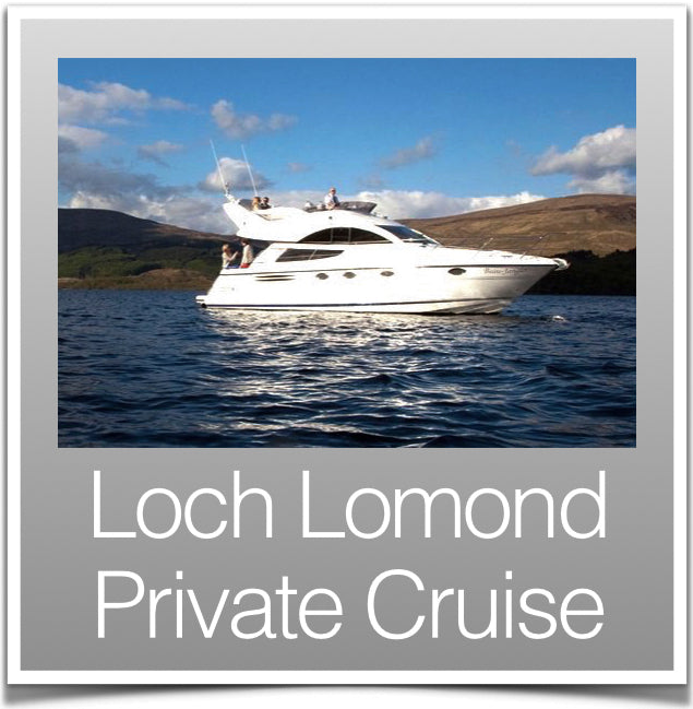 Loch lomond Private Cruises