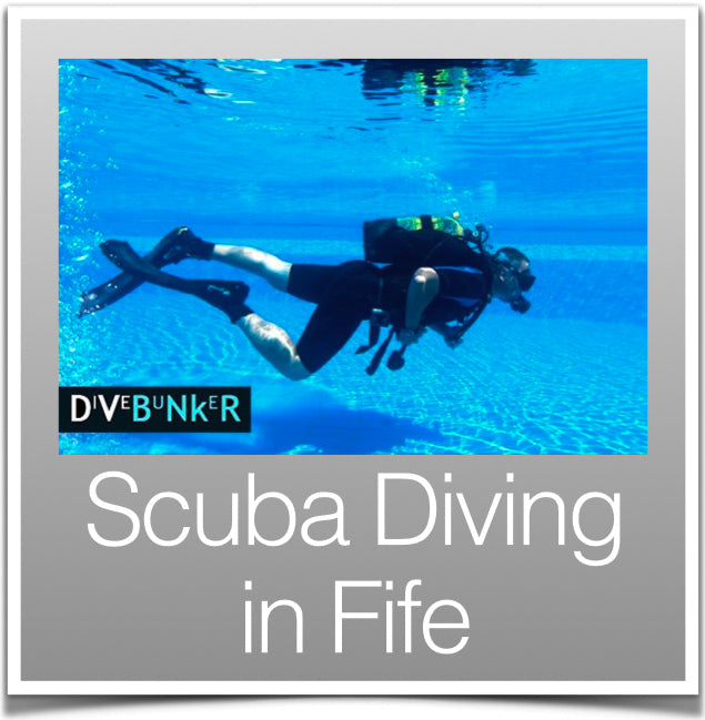Scuba Diving in Fife