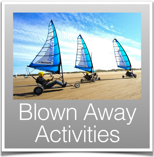 Blown Away Activities