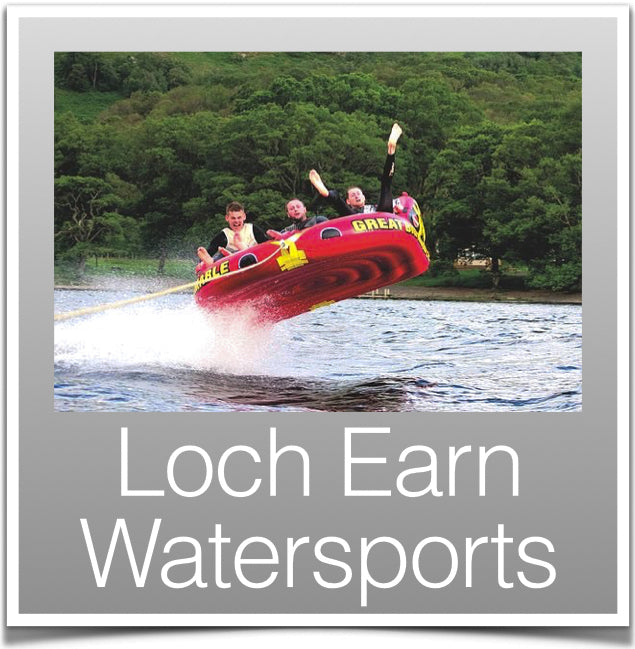 Loch Earn water sports