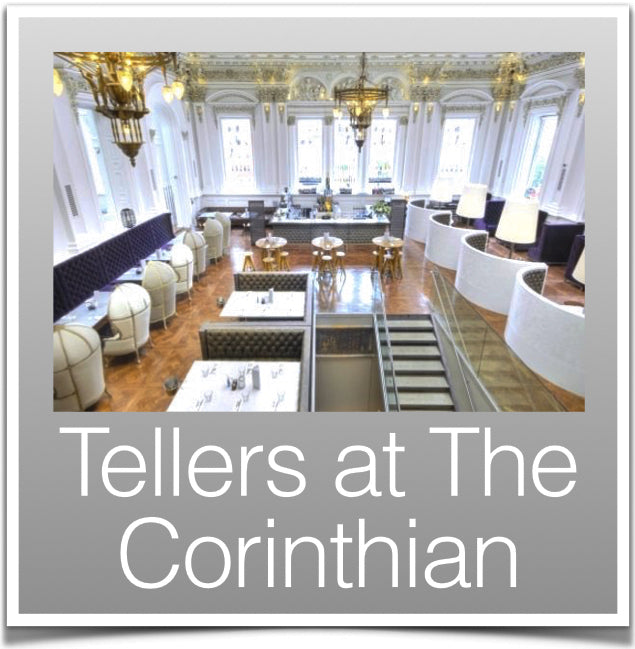 Tellers at the Corinthian