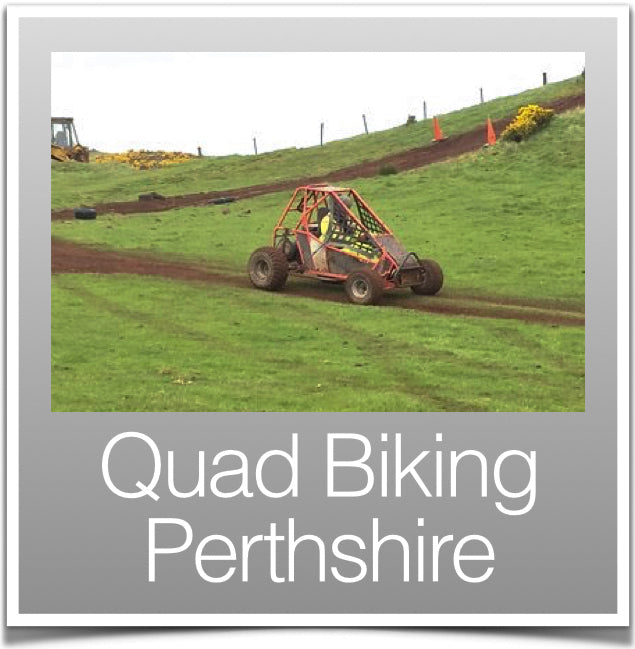 Quad Biking Perthshire