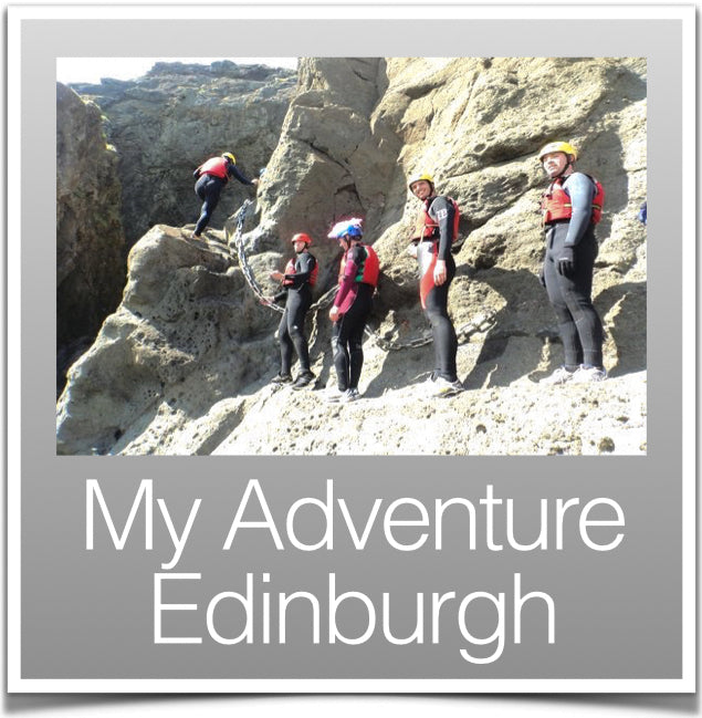 My Adventure Edinburgh