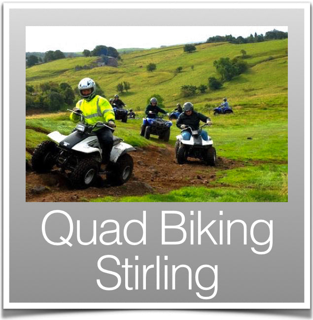 Quad Biking Stirling
