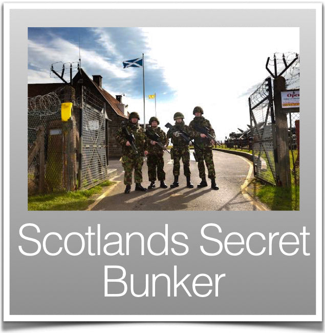 Scotlands Secret Bunker