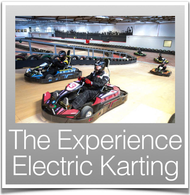 The Experience Electric Karting