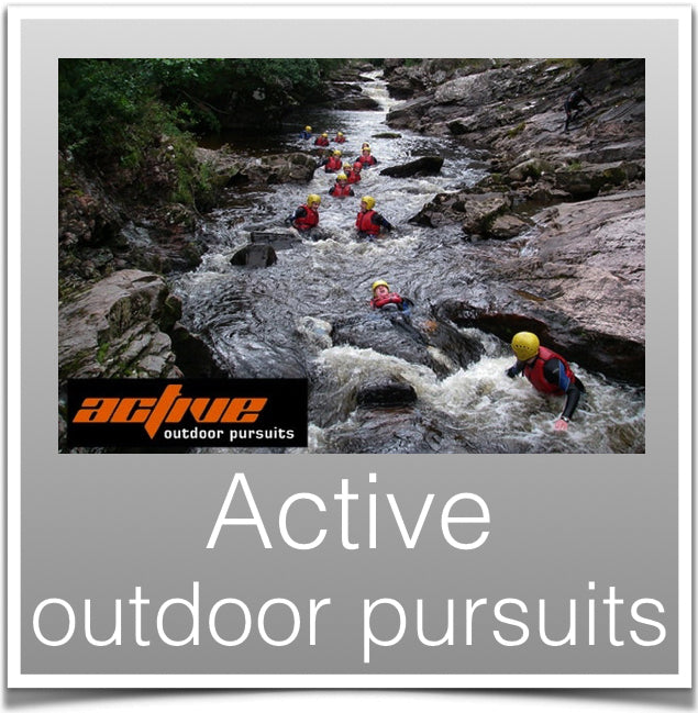 Active outdoor Pursuites