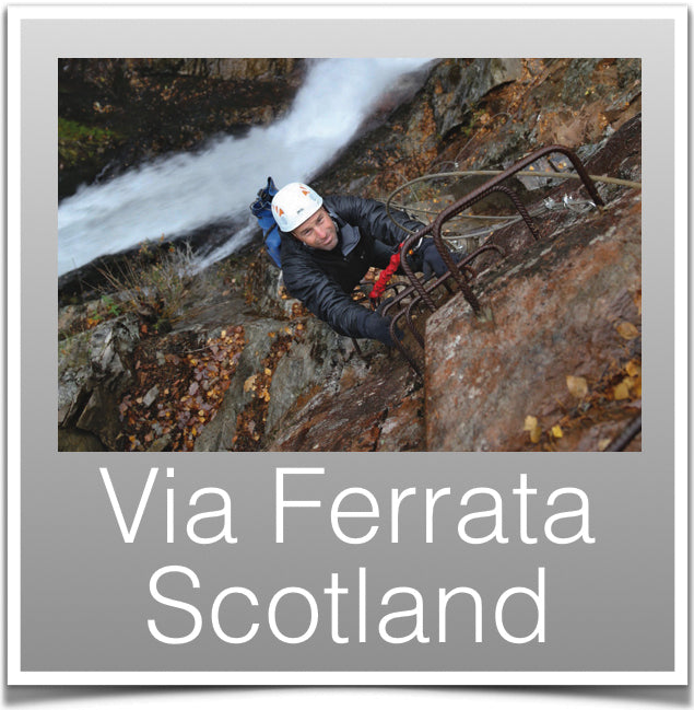 Via Ferrata Scotland
