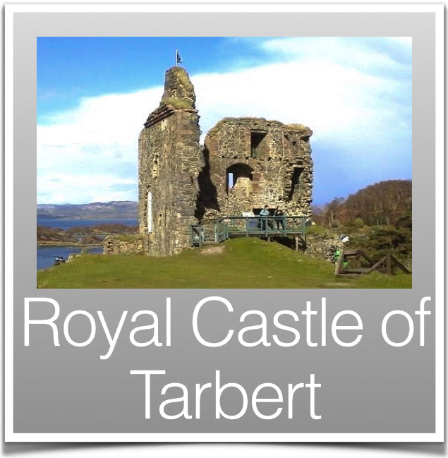 Royal Castle of Tarbert