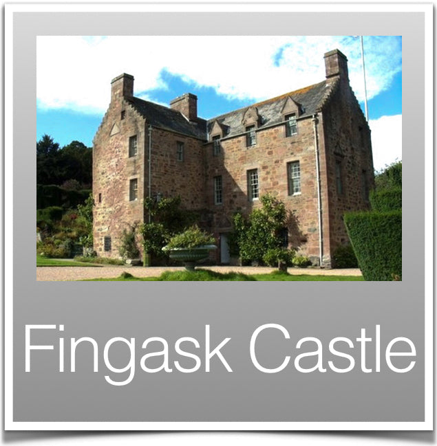 Fingask Castle