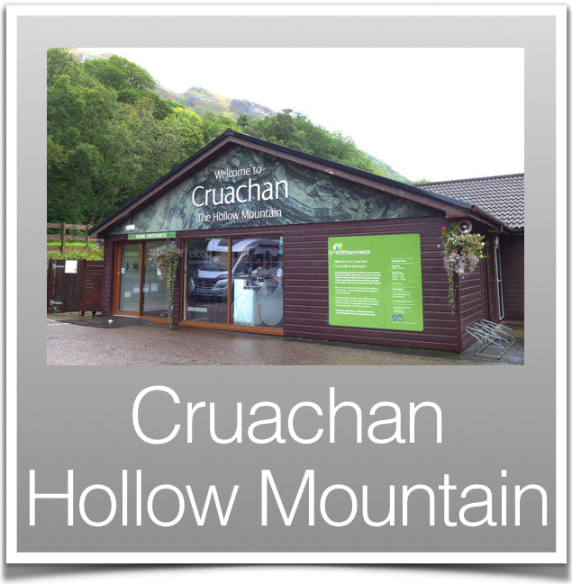 Cruachan Hollow Mountain