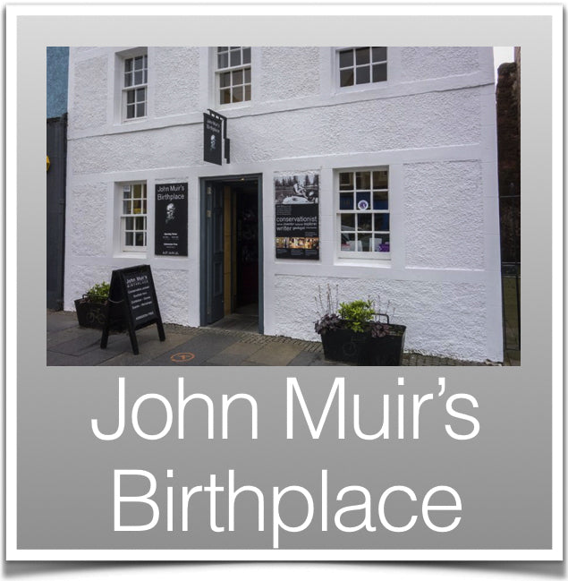 John Muirs Birthplace