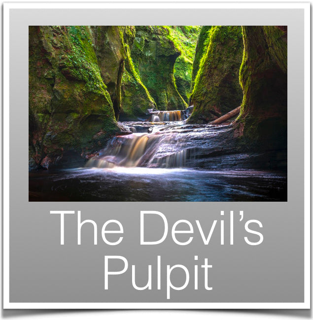 The Devils Pulpit