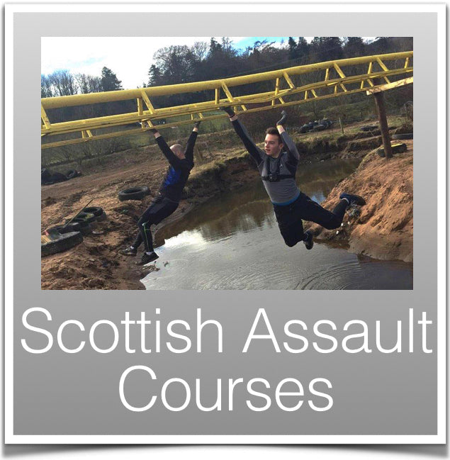 Scottish Assault Courses Edinburgh