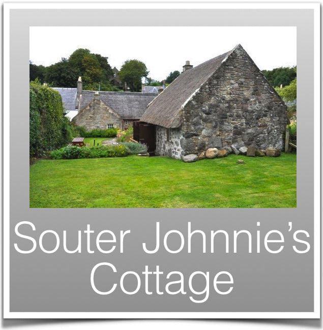 Souter Johnnies Cottage
