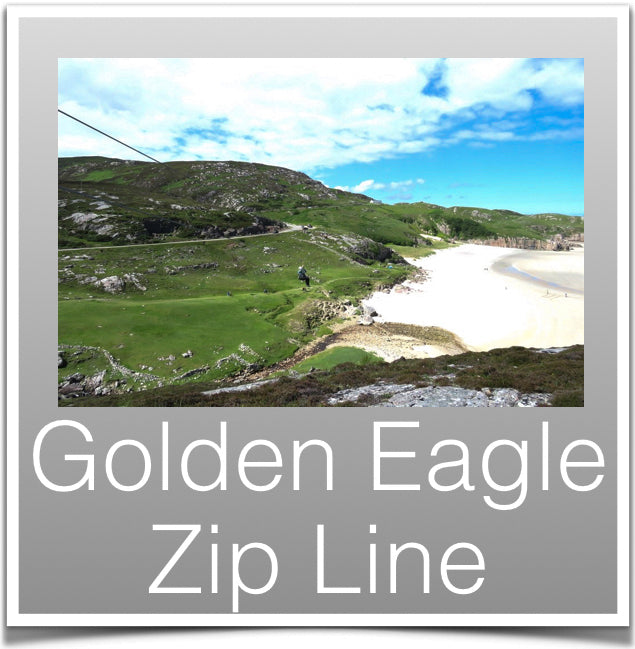 Golden Eagle Zip line