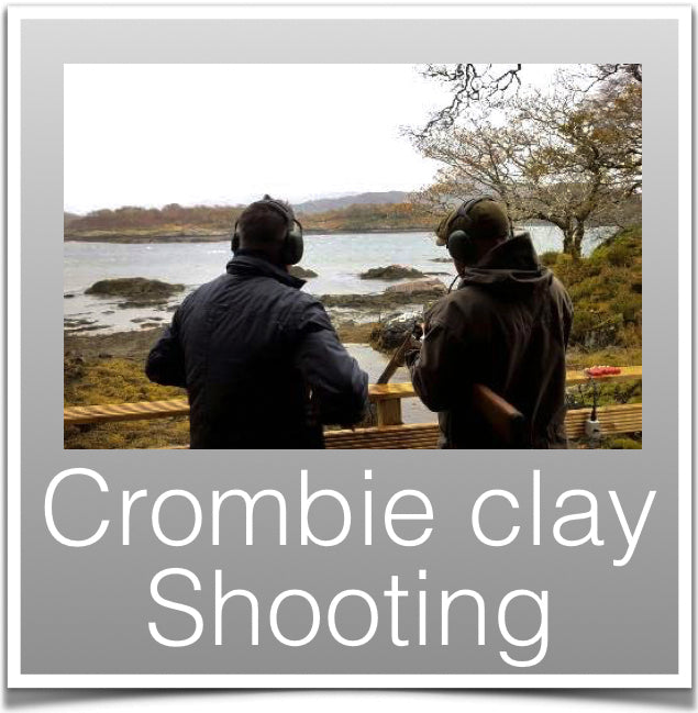 Crombie Clay Shooting