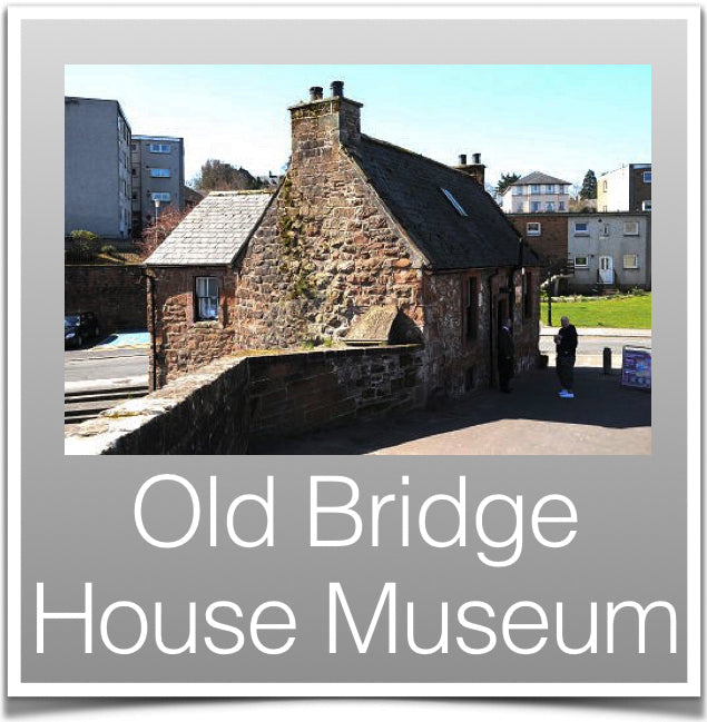 Old Bridge House museum
