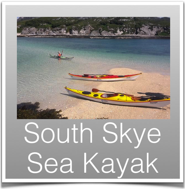 South Skye Sea Kayaking