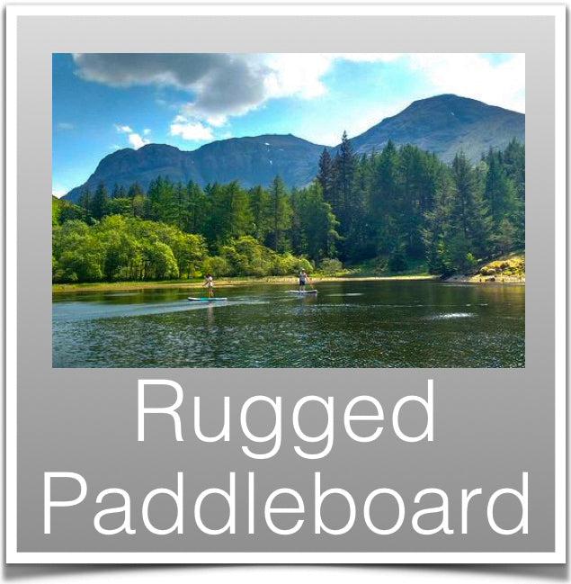 Rugged Paddleboard