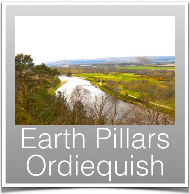 Earth Pillars Ordiequish