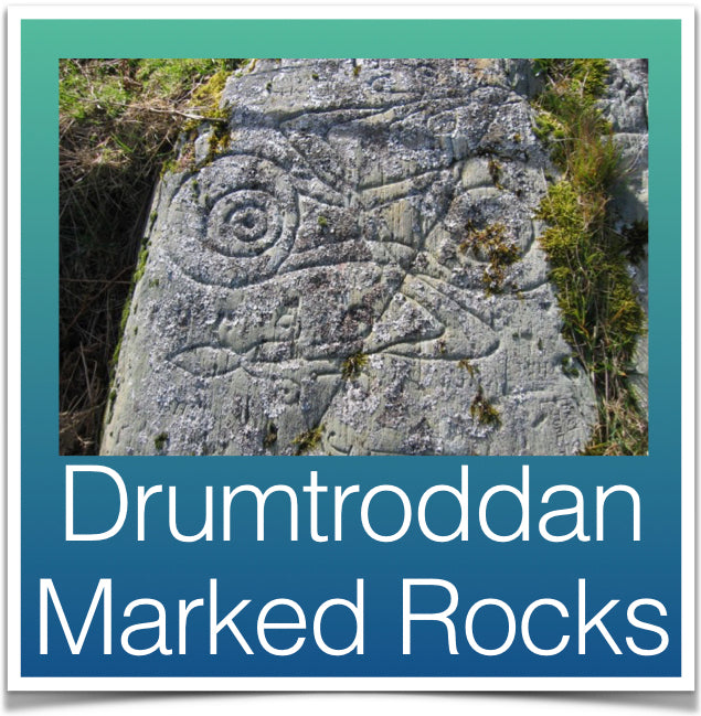 Drumtroddan Marked Stones