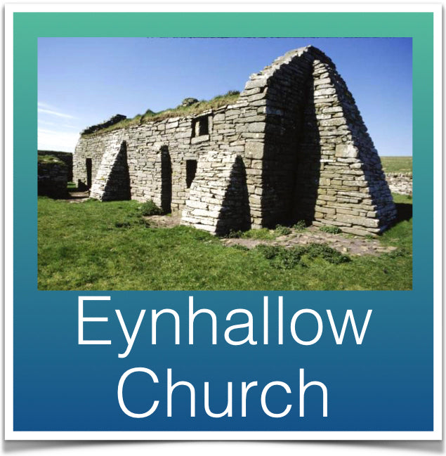 Eynhallow Church