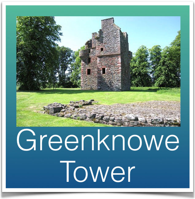 Greeneknowe Tower
